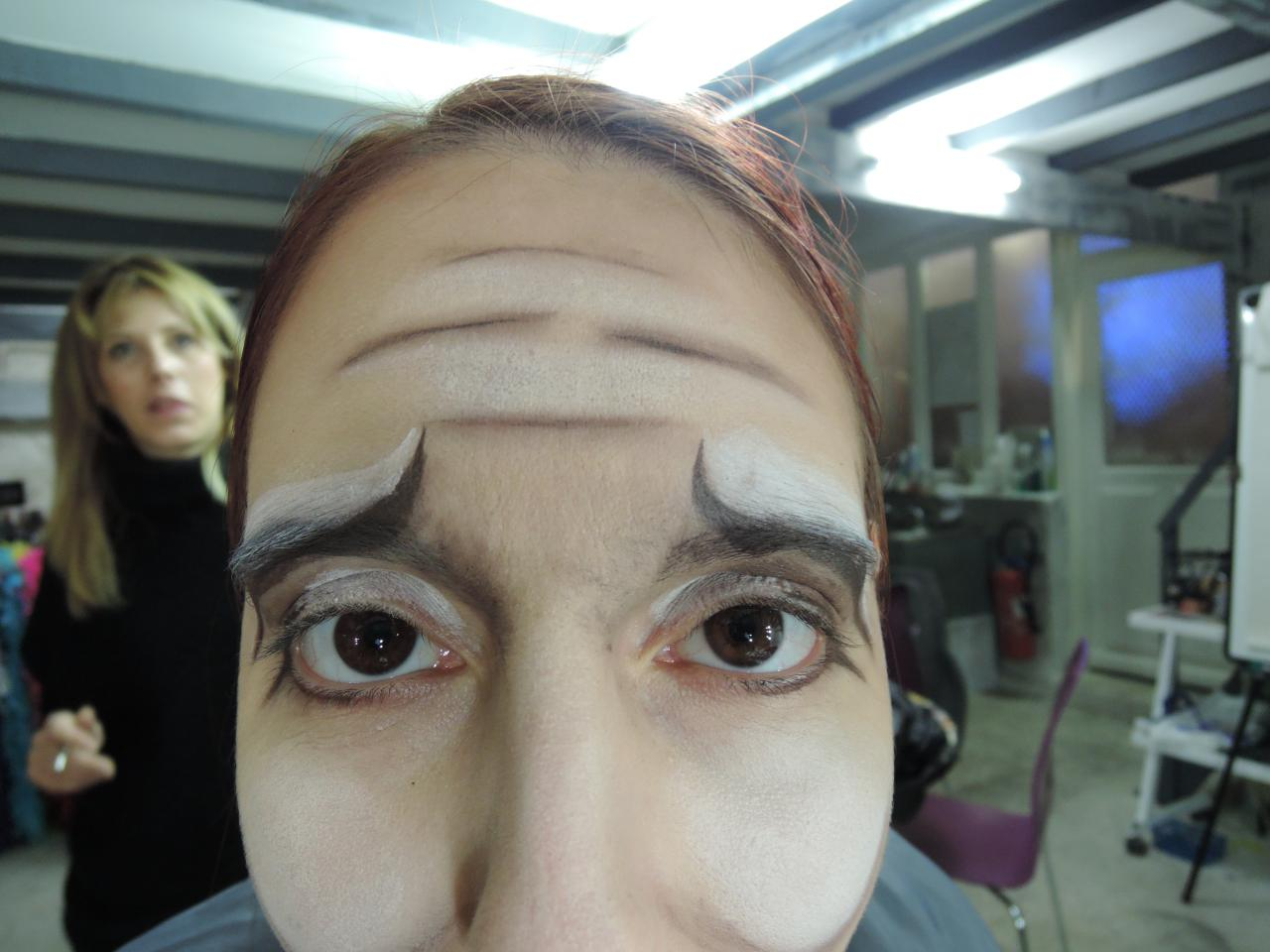 Maquillage Théâtre