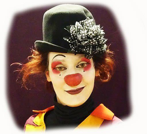 Le Clown par Mél
