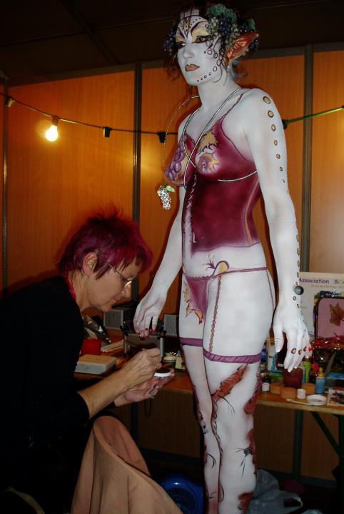 000 body painting 5